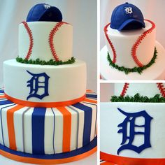 Detroit Tigers home bakery