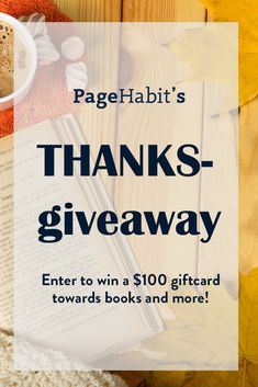 PageHabit's Thanksgiveaway