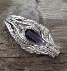 ©Ross Duncan x Matt Milkovich #wirewrap #jewelry #wirewrapjewelry