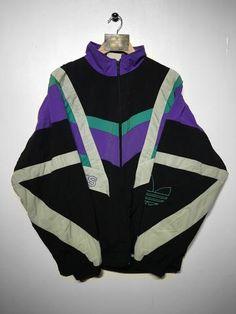 Adidas track Jacket Large (Fits Oversized)