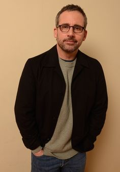 """""""Steve Carell Has Turned Into A Silver Fox."""" You are not wrong, Buzzfeed."""