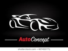 Car Themed Rooms, Car Silhouette, Service Logo, Car Logos, Word Design, Car Wash, Room Themes, Car Detailing, Emoticon