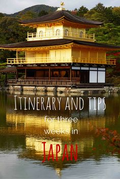 Do you have three weeks to travel in Japan and want to make the most of it? These are my tips for a three week itinerary for the first time visitor.