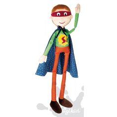 Doudou Géant : Super héros