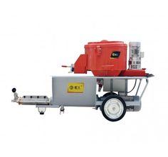 PC25 mortar spraying machine