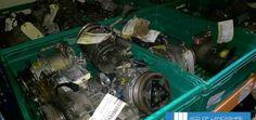 Volvo used parts Power steering Pump 01