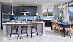 Fremont-TUC-Kitchen (orange)   Fremont floor plan   Richmond American Homes   ,   