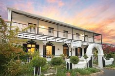 Situated at the heart of the small town Prince Albert, it's the perfect place to enjoy the vast open expanses of the Karoo. Weekend Breaks, Prince Albert, Cape Town, Small Towns, Perfect Place, Exterior, Good Things, Mansions, House Styles