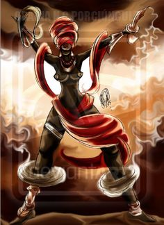 DeviantArt is the world's largest online social community for artists and art enthusiasts, allowing people to connect through the creation and sharing of art. Sexy Black Art, Black Women Art, Oya Goddess, Yoruba Orishas, Yoruba Religion, Black Girl Cartoon, African Art Paintings, Beautiful Goddess, Black Artwork