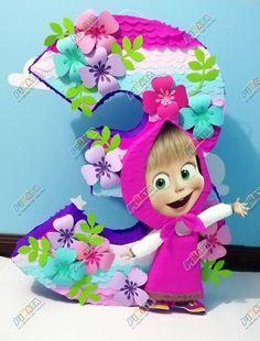 2nd Birthday, Happy Birthday, Birthday Parties, Masha And The Bear, Diy Birthday Decorations, Ideas Para Fiestas, Princess Peach, Albania, Evo