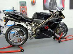 2000-V-Ducati-916-Senna-Mk3-241 Ducati 916, Ducati Superbike, Sportbikes, Cars And Motorcycles, Racing, Awesome, Ebay, Running, Crotch Rockets