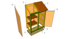 Garden Tool Shed Plans | Free Garden Plans - How to build garden projects