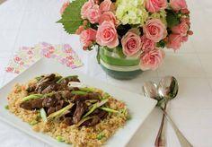 Carne Mongoliana | En Mi Cocina Hoy Relleno, Pasta Salad, Beef, Ethnic Recipes, Food, Homemade Food, Easy Food Recipes, Cuisine, Stuffed Potatoes