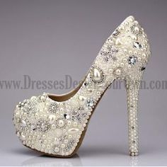 Petite Wedding Shoes For Women Round Toe Ivory Hot Styles Womens Shoes $155.99