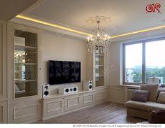 Дизайн гостиной. Дизайн квартиры на Войковской, фото после ремонта. Новинка 2015 года  http://www.ok-interiordesign.ru/ph35_design-kvartir.php