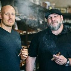 S1.E1 Running in the Cigar Industry by Tim and Bradley Review