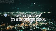 We Found Love. Rihanna - Admiredlyrics