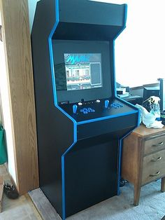 Mame Arcade Cabinet+