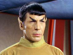 Lt. Spock