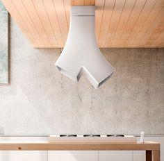 Hotte design YE par ELICA x Fabrizio CRISA' - DECO-DESIGN - Blog Design / Magazine Décoration, Design & Architecture