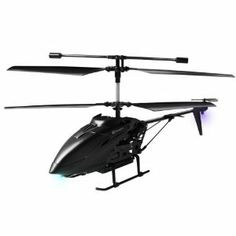 Swann SWTOY-BSWANN-US Swann RC Stealth Helicopter with Video Camera (Black) by N MARKET. $214.01. Product DescriptionWith its matte black coloring, sleek lines and quiet operation, the Swann Black Remote Control Helicopter is designed to be invisible to radar. It's the perfect RC chopper for your covert combat missions behind enemy lines. It has a built-in camera and records 640 x 480 video to MicroSD card in flight. Once safely home, you can review whether your miss...