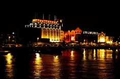 Museum of Electricity from the Tagus river