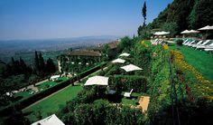 Villa San Michele Private Garden