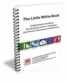 Employment Law: The Little White Book
