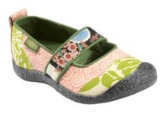 peachy keen keen shoes!
