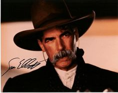Sam Elliot | Sam Elliott in Tombstone (1993)
