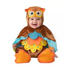 Check out our favorite baby Halloween costume ideas here. Toddler Halloween Costumes, Halloween Items, Cute Costumes, Baby Costumes, Family Halloween, Costume Ideas, Morris Costumes, Owl Pet, Costume Shop