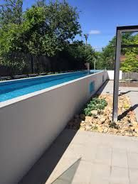 Image result for long narrow PRIVATE LAP POOLS