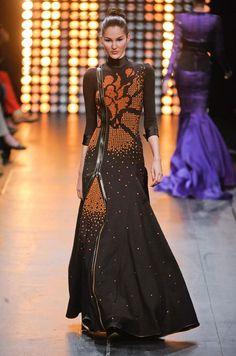 Défilé Julien Fournié Automne-hiver 2012-2013 Haute couture -...