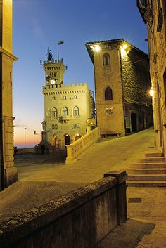 San Marino,the one of the most beautiful places that I saw. wonderful place to explore :)