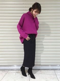 Normcore, Turtle Neck, Sweaters, How To Wear, Beauty, Style, Fashion, Swag, Moda