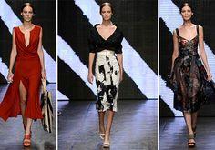 Donna Karan 2015 İlkbahar-Yaz Bayan Koleksiyonu