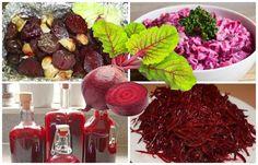 Každý vie, že červená repa (cvikla) je veľmi zdravá zelenina z našich záhrad. Stačí k nej pridať pár prísad a máte nesmierne chutnú večeru, ktorá prospeje aj vášmu zdraviu. Červená repa má na naše zdravie úžasné účinky. Aj preto je veľká škoda, že sa vnašich domácnostiach neobjavuje tak často, ako by mohla. Vedeli ste, že... Salads, Meat, Healthy, Food, Salad, Health, Chopped Salads, Meals