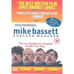 http://ift.tt/2dNUwca   Mike Bassett England Manager DVD   #Movies #film #trailers #blu-ray #dvd #tv #Comedy #Action #Adventure #Classics online movies watch movies  tv shows Science Fiction Kids & Family Mystery Thrillers #Romance film review movie reviews movies reviews