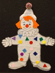 Fun with Friends at Storytime: Clowning Around