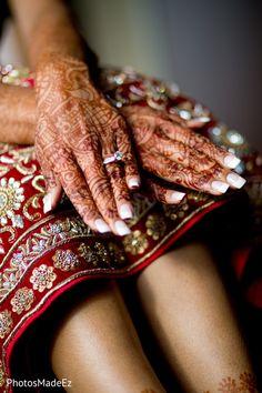 Bride's Henna, Mehndi, Bride getting ready in Westin Jersey City. featured in Maharani Weddings. Mehendi, Henna Mehndi, Mehndi Photo, Bride Getting Ready, Punjabi Wedding, Best Wedding Photographers, Indian Art, Jersey City, Weddings
