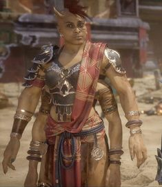Mk On Instagram Not A Super Fan Of Sheeva But She Looks Awesome In This Game Mortal Kombat Super Street Fighter Mortal Combat