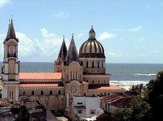 Ilheus, the cocoa region, Bahia, Brazil.