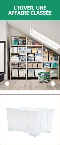 Ikea Skubb Set de 6 Boîtes Organisateur garder vos tiroirs Tidy-Noir//Blanc