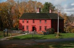 The Leffingwell House  Norwich, Connecticut is unique in illustrating the development from 17th century beginnings to a mid 18th century town house. Built as a si...