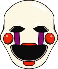 Puppet Head by kaizerin.deviantart.com on @DeviantArt =========================   #FNAF