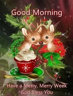 Good morning sister and all,happy Christmas eve,God bless,xxx take care and keep…, - Montag Lustig