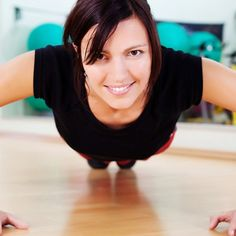 Try the 10-Minute Power Workout #workouts