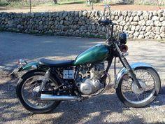 Sr 250 bobber