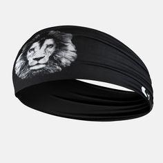 Black Lion 2017 wide headband
