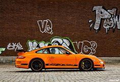 Porsche 997 GT3 RS   Flickr - Photo Sharing!
